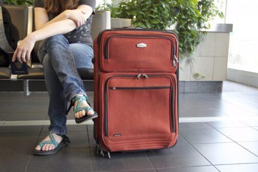 Handgepäck beim Verreisen