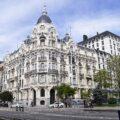 Architektur in Madrid