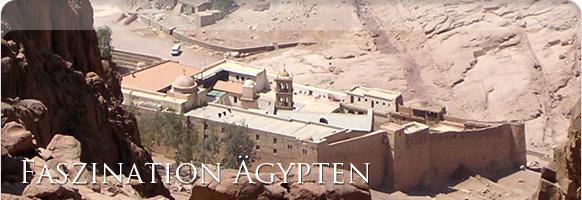 Katharinenkloster Ägypten