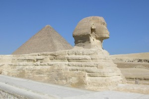 gizeh sphinx
