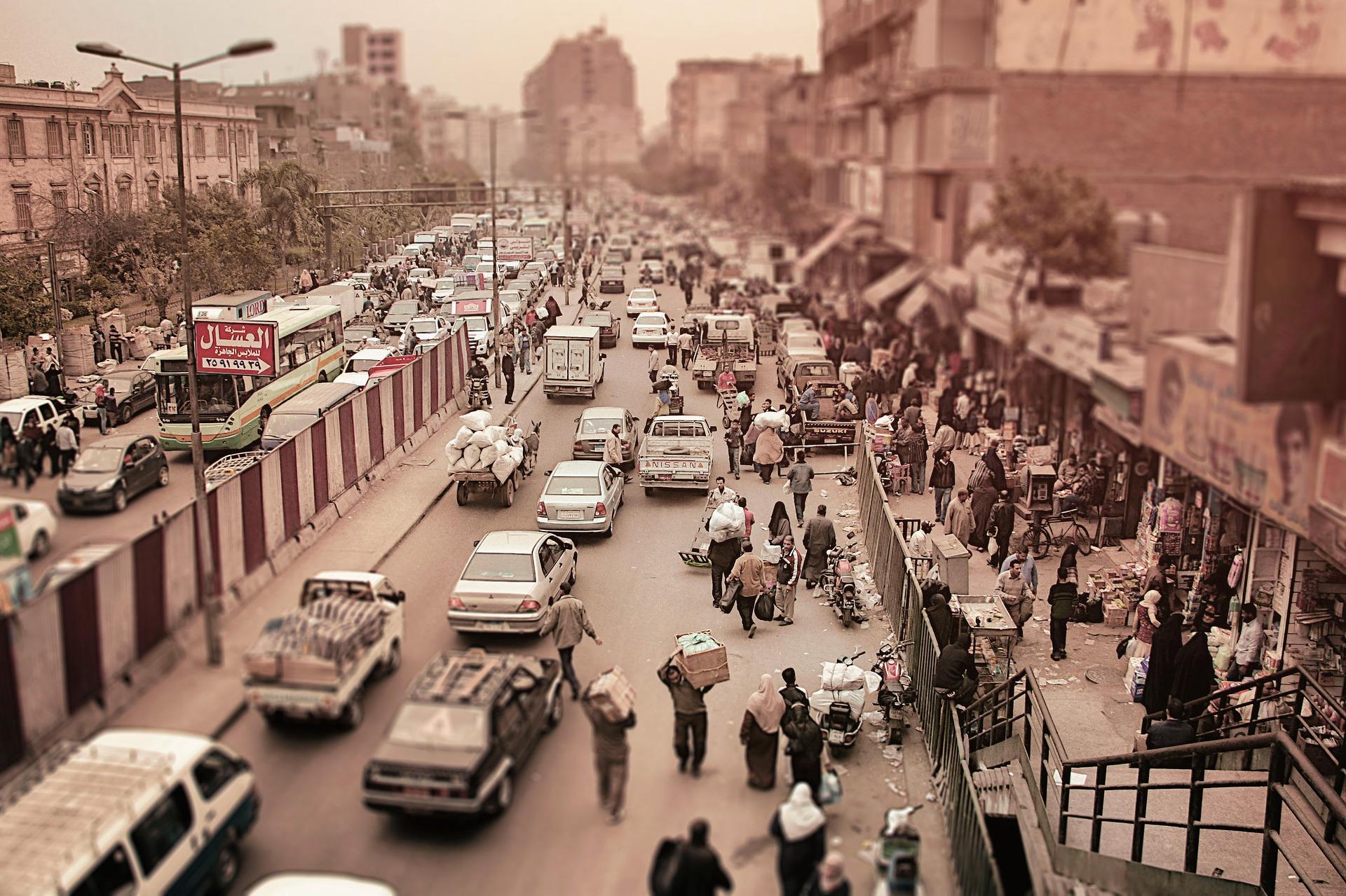 Kairo Straße