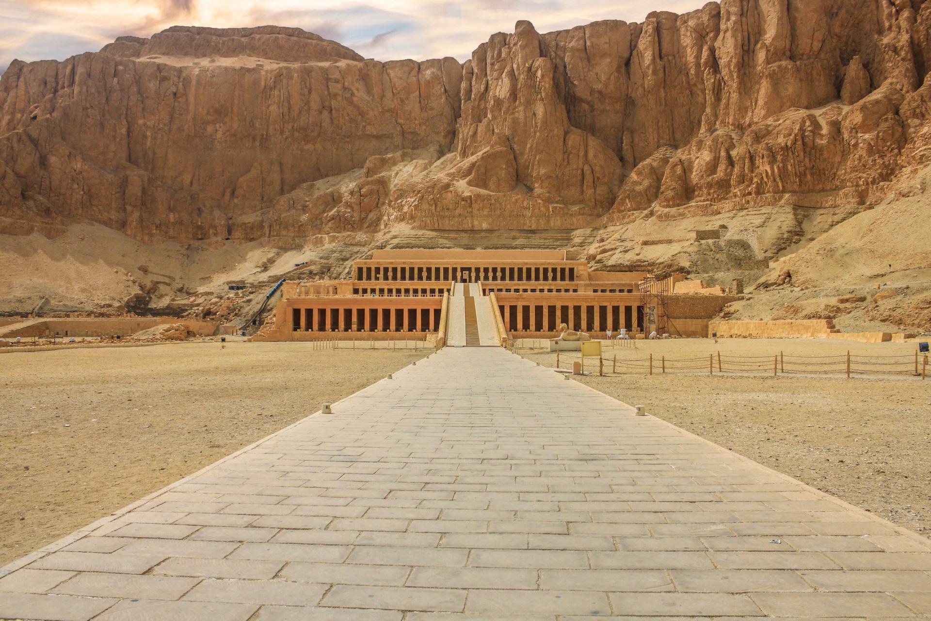 Tempel in Luxor