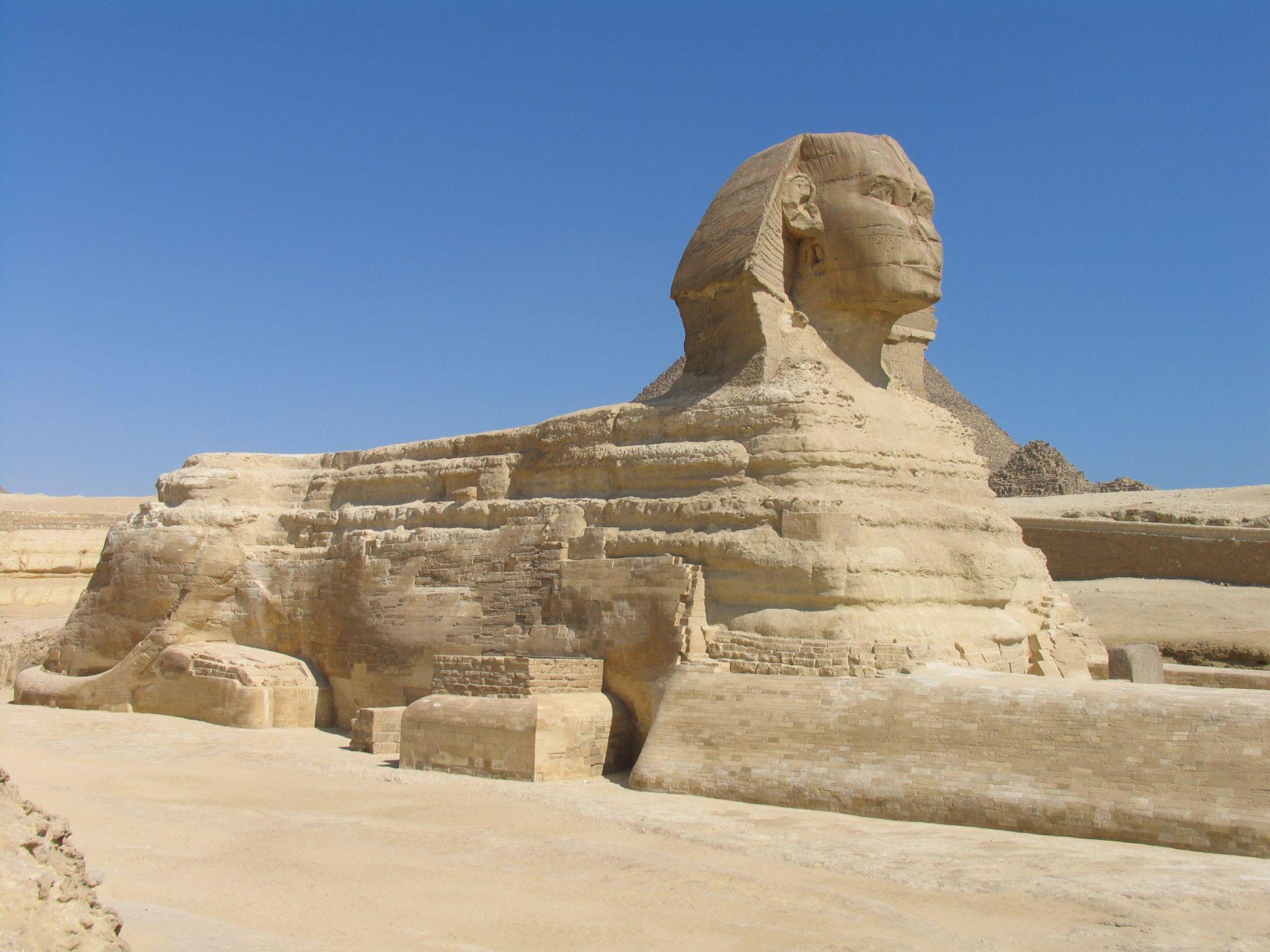 aegypten sphinx