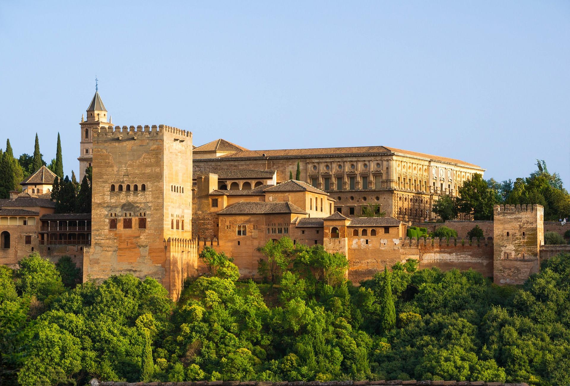 alhambra aussen