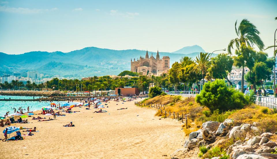 In nur 2,5 Flugstd. Sonne tanken! — Mallorca zum Top-Preis — z.B. 3 Tage Übernachtung & Frühstück & Flug im Son Cleda mit 100% Weiterempfehlungsrate schon ab 246€ buchen