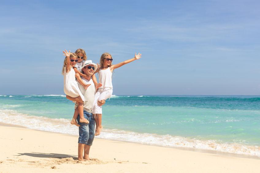 Endlich Urlaub! Sommerferien