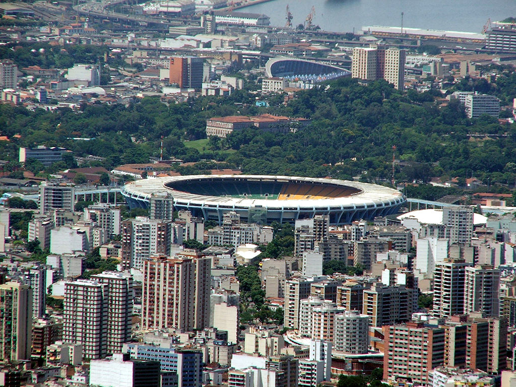 Maracanã Stadion (Rio)