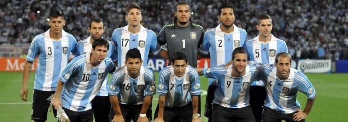 Argentinien WM 2014