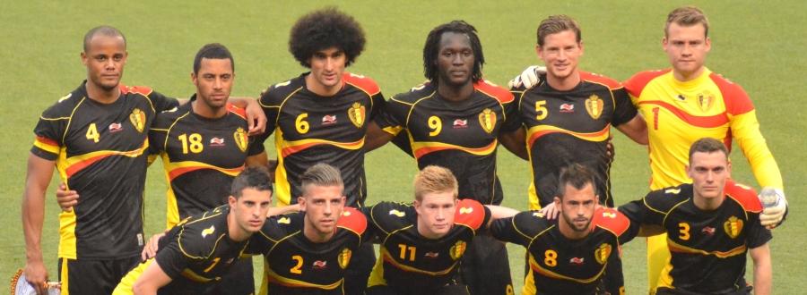 Belgien WM 2014