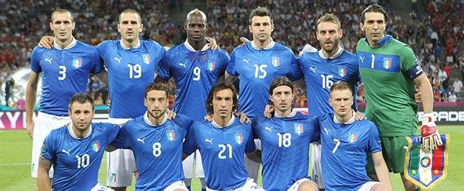 Italien WM 2014