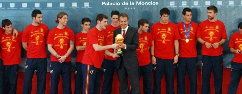 Spanien WM 2014 Titelverteidiger
