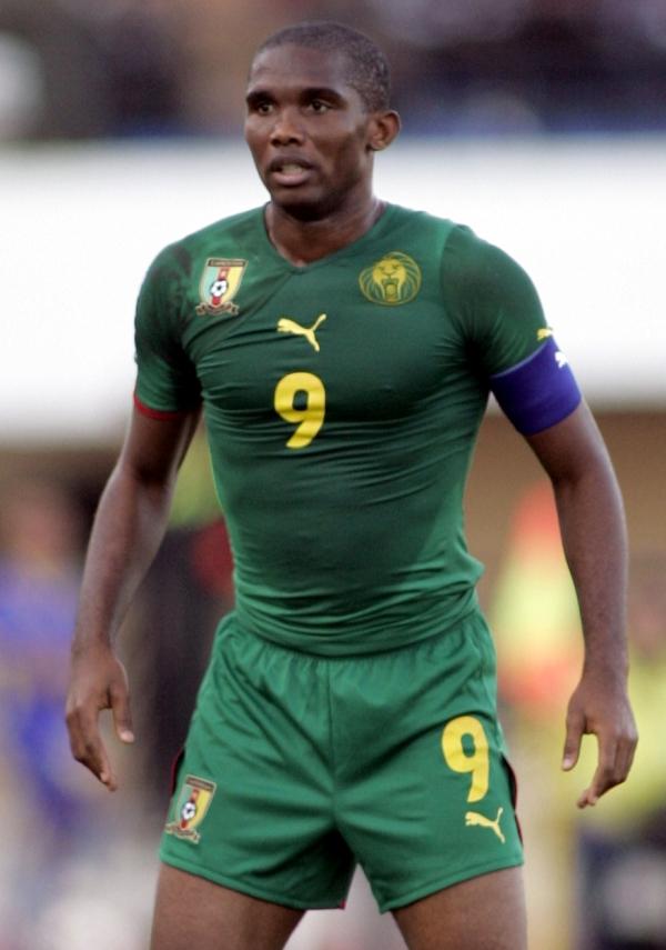 Samuel Eto'o Kamerun