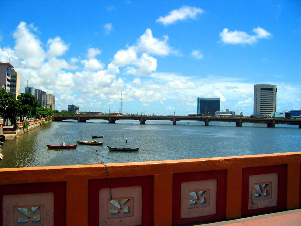 Recife Brücke 2