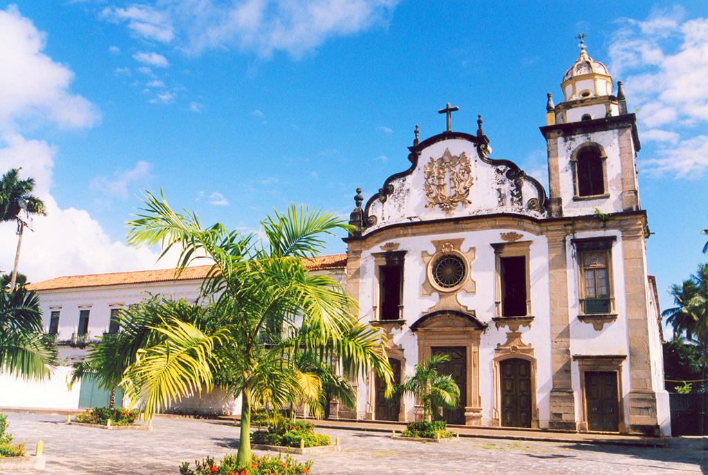 Recife Kirche