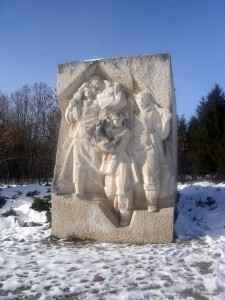 Denkmal in Bulgarien