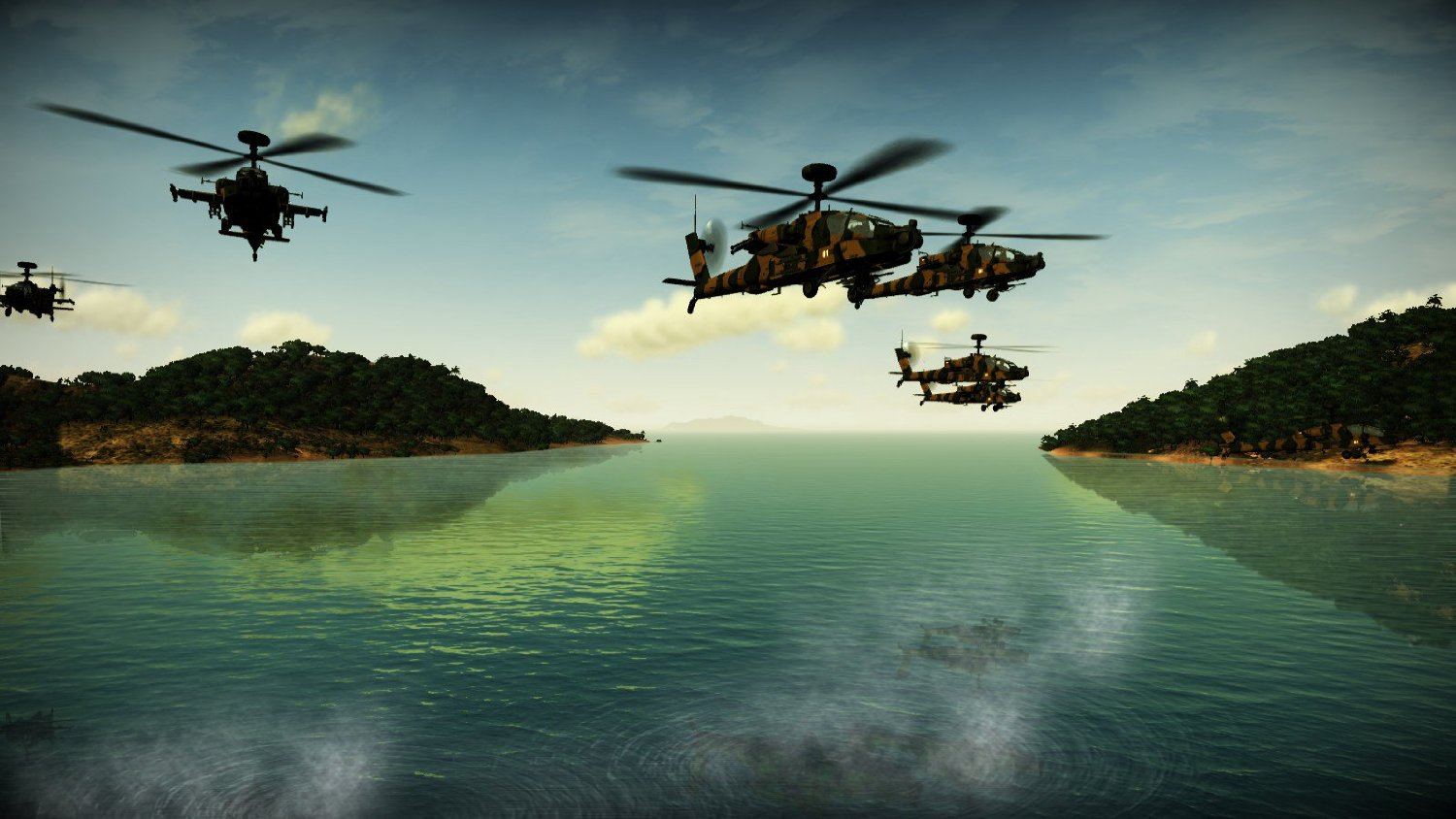 Apache: Air Assault Screenshot 2