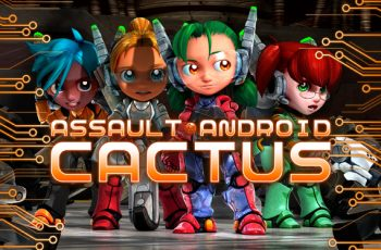 Assault Android Cactus sorgt für Chaos im Coop