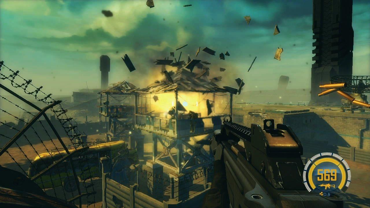 Bodycount Screenshot 1