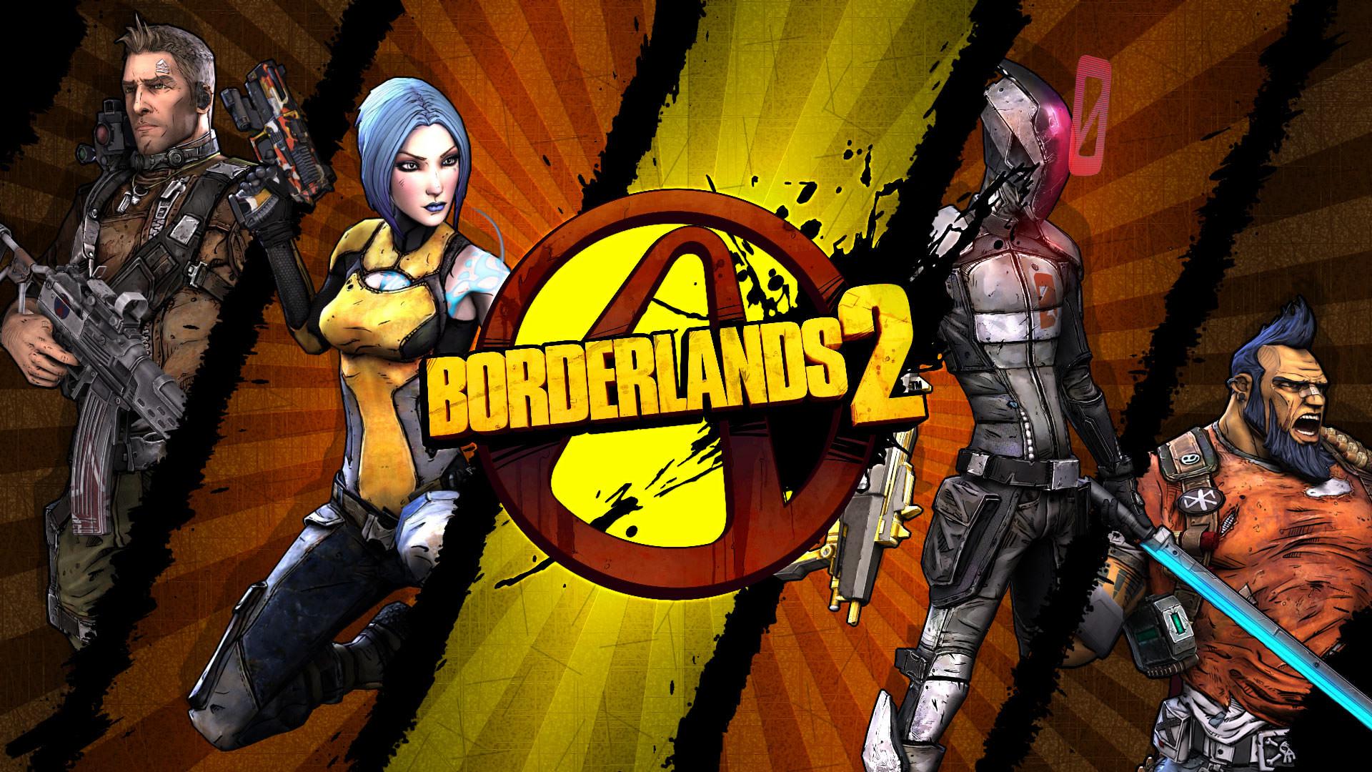 Borderlands 2 – Dieses Wochenende free to play auf Steam