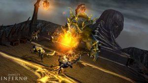 Dante's Inferno Screenshot 1