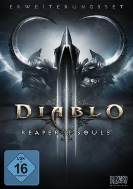 Diablo III: Reaper of Souls (Add-on)