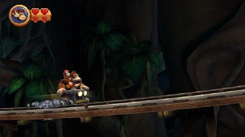 Donkey Kong: Country Returns Screenshot 1
