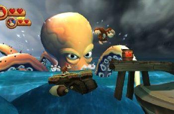 Donkey Kong Country Returns: Neuer Gameplay-Trailer