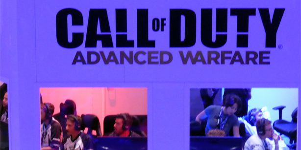 Gamescom 2014: Call of Duty: Advanced Warfare
