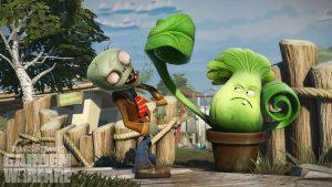 Pflanzen gegen Zombies: Garden Warfare Screenshot 1