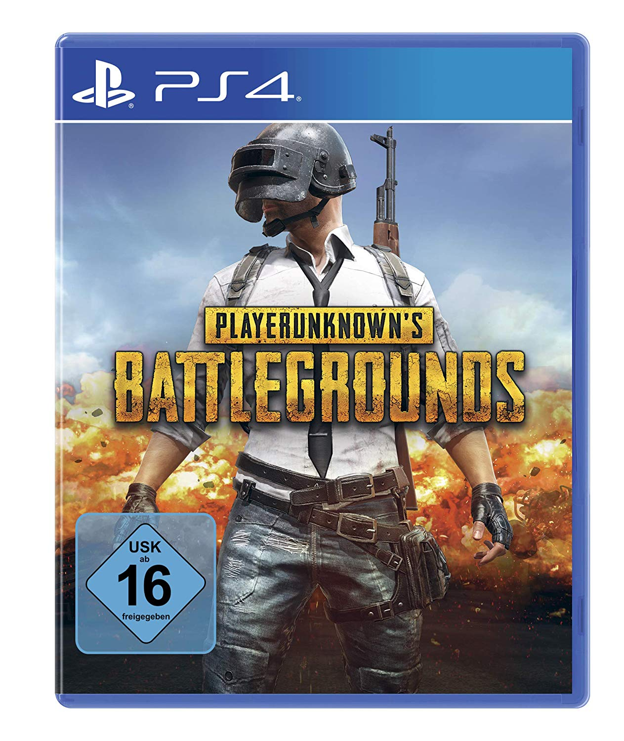 PlayerUnknown´s Battlegrounds (PUBG) PS4