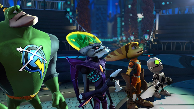 Ratchet & Clank: All 4 one Screenshot 1