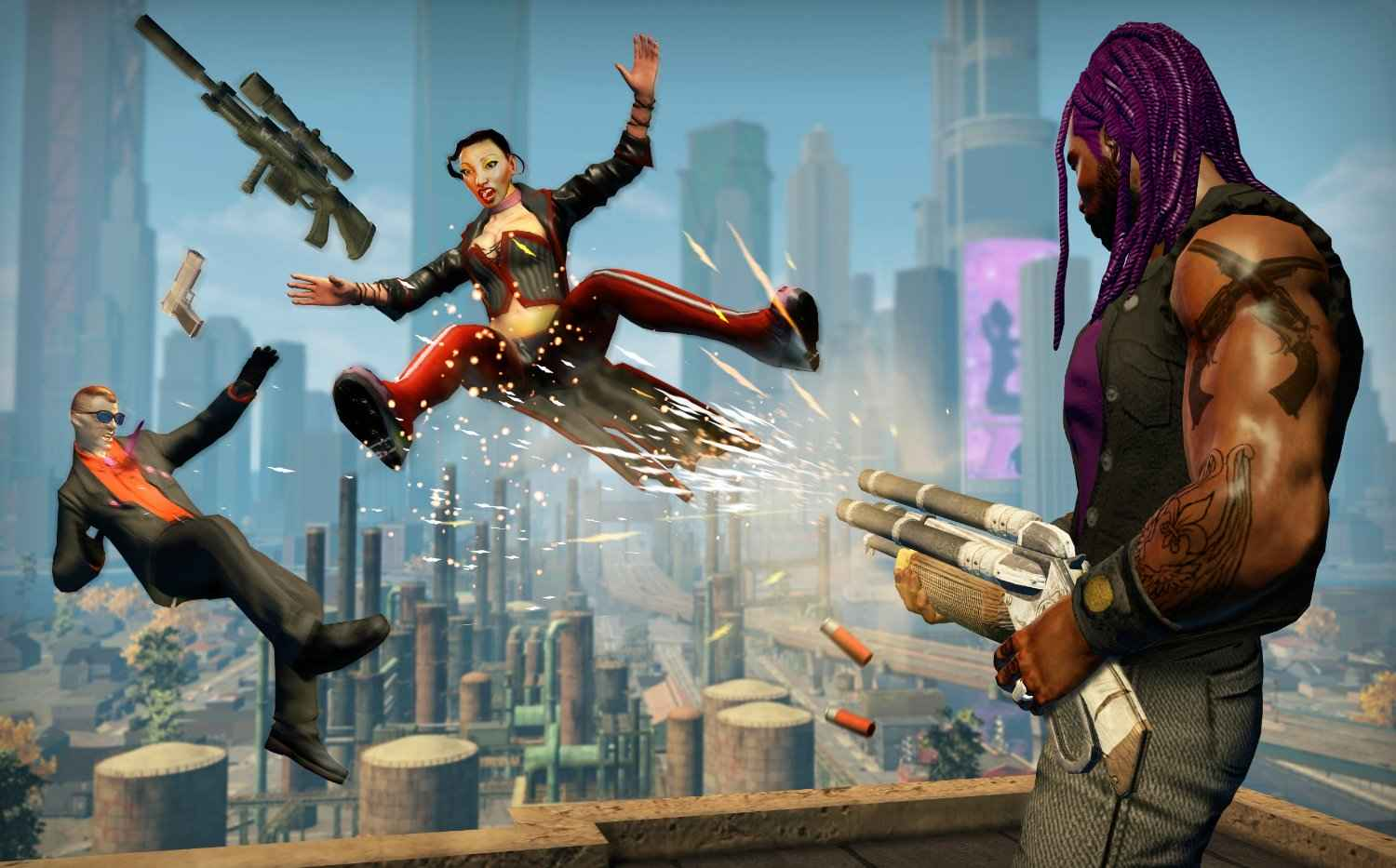Saints Row: The Third Screenshot 5