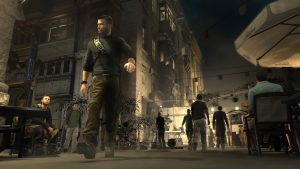 Tom Clancy's Splinter Cell: Conviction Screenshot 3