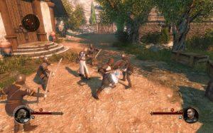 The First Templar Screenshot 1