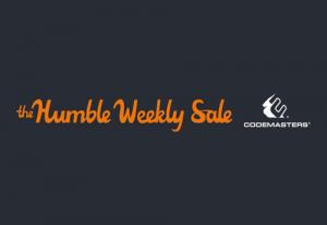 the Humble Weekly Sale Codemasters