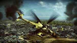 Apache: Air Assault Screenshot 1