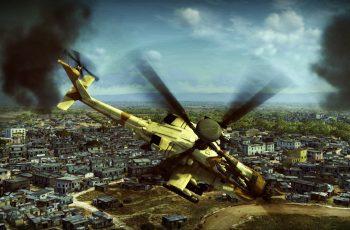 Apache – Air Assault: Erster Trailer