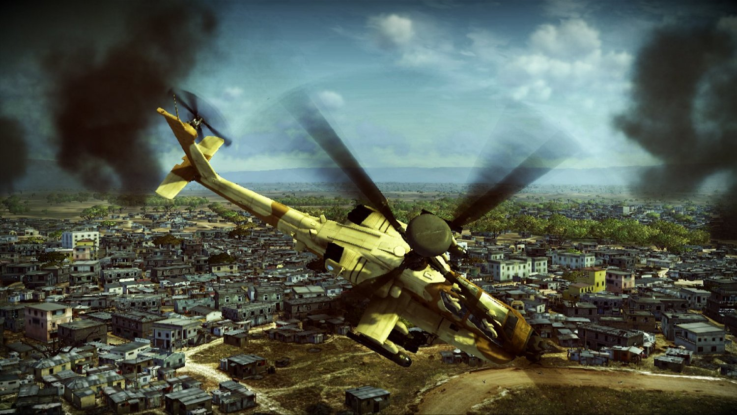 Apache: Air Assault Screenshot 1