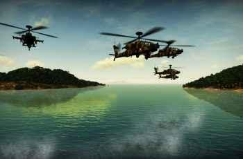 Apache – Air Assault: Demo und neue Bilder veröffentlicht