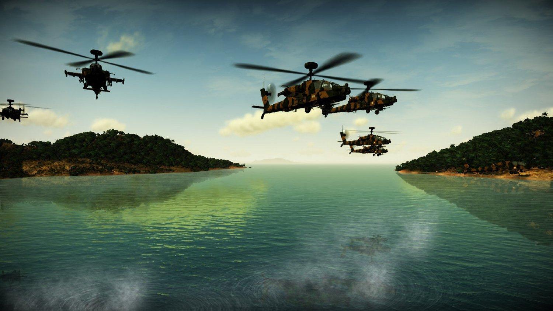 Apache: Air Assault Screenshot 2