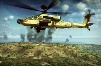 Apache – Air Assault: Koop-Heli-Simulation angekündigt