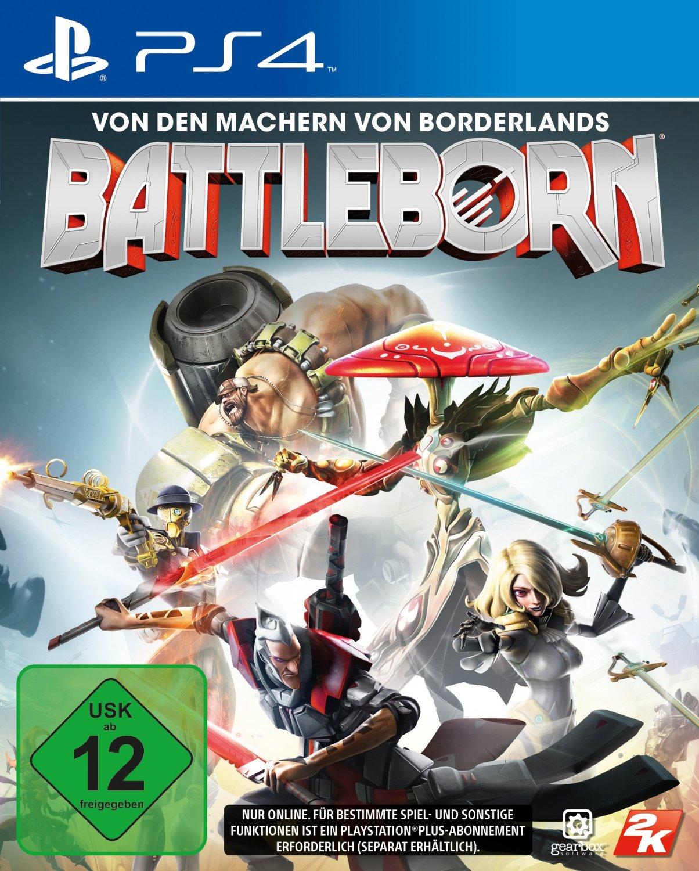 Battleborn Packshot PS 4
