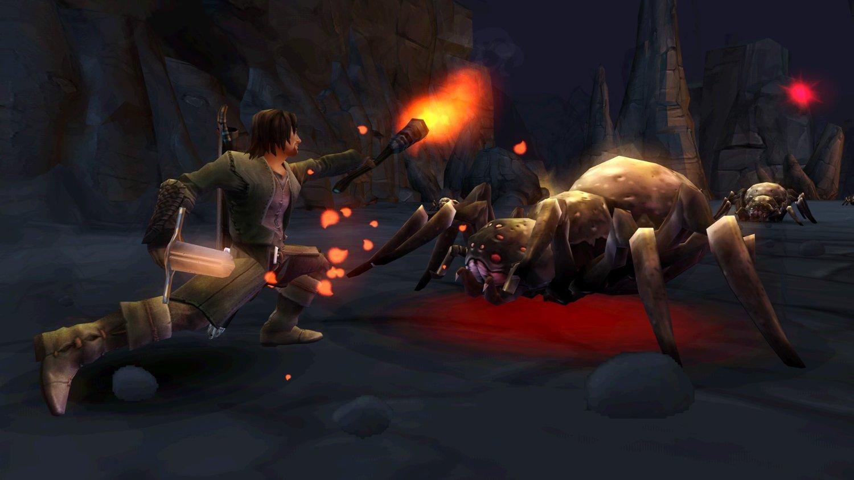 Der Herr der Ringe: Die Abenteuer von Aragorn Screenshot 2