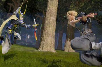 Square Enix stellt neues Dissidia vor