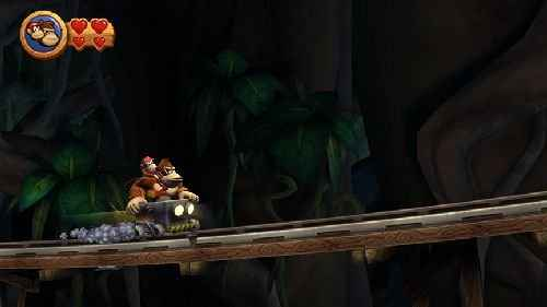 Donkey Kong: Country Returns Screenshot 1