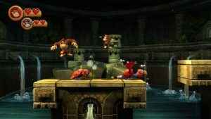 Donkey Kong: Country Returns Screenshot 3
