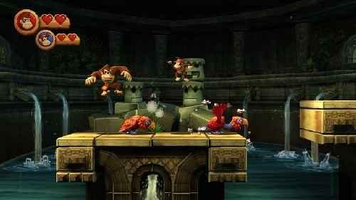 Donkey Kong: Country Returns Screenshot 3