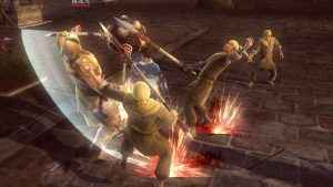 Dynasty Warriors - Strikeforce Screenshot 1