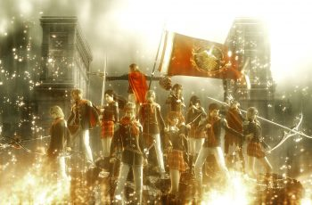 Final Fantasy Type-0 HD: Coop Modus herausgeschnitten