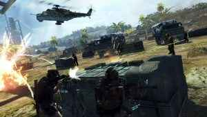 Tom Clancy's Ghost Recon: Future Soldier Screenshot 3
